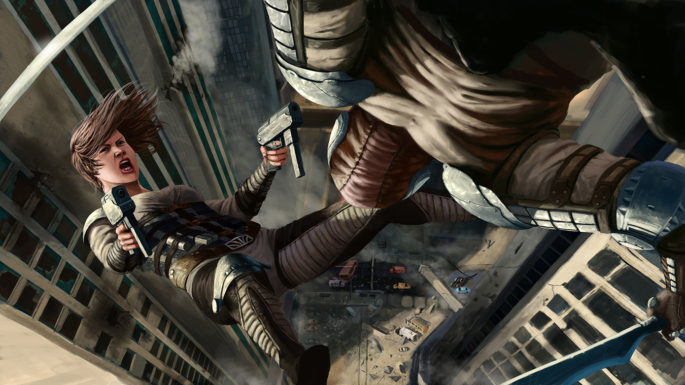 Dogfight by Skaya3000