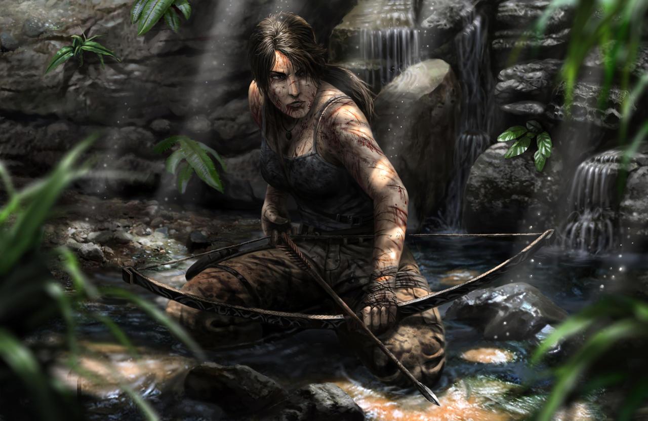 Tomb Raider: Reborn by Skaya3000