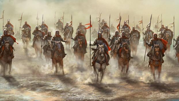 Cavalrymen
