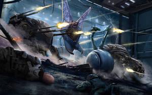 Erasure Squad by Skaya3000