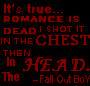 Fall Out Boy icon by FullmetalDragon7