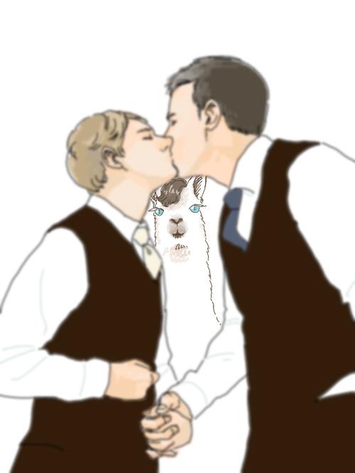 kiss by bennai