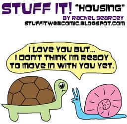 Stuff It Housing by Miskatonika