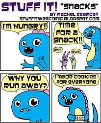 Stuff It Snacks by Miskatonika