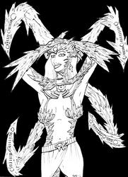 Tales of Witchblade Princess Raquel