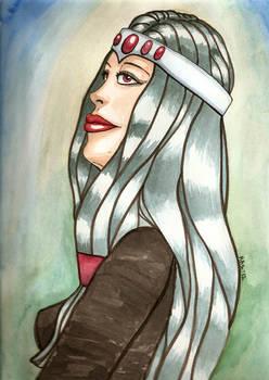Vampire Princess FictiontoArt's OC