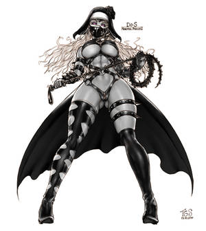 Dos (OnePunch Man) - Nun outfit