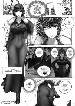 OnePunch Man doujin - page 1