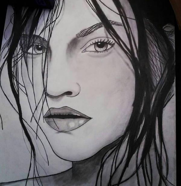 portrait by alin123d
