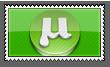 uTorrent Stamp by KRASH-ART