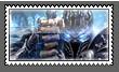World of Warcraft Stamp by KRASH-ART