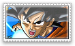 Dragon Ball Stamp by KRASH-ART