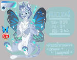 open | mushroom snow leopard | auction | by iguana-guava
