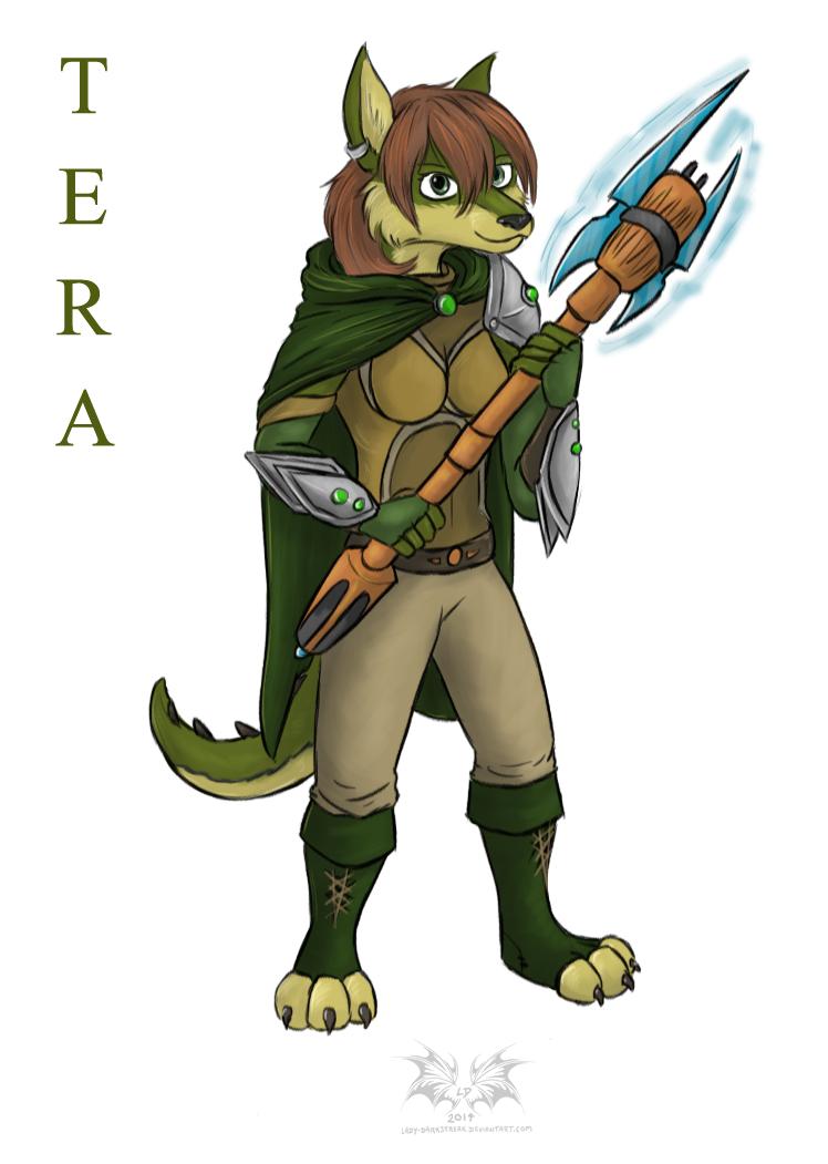 Tera 2014 redesighn by TheOttselMaster