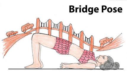 YOGA 2: Bridge Pose