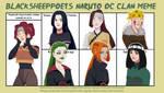 Naruto OC Clan Meme by ranpatsu