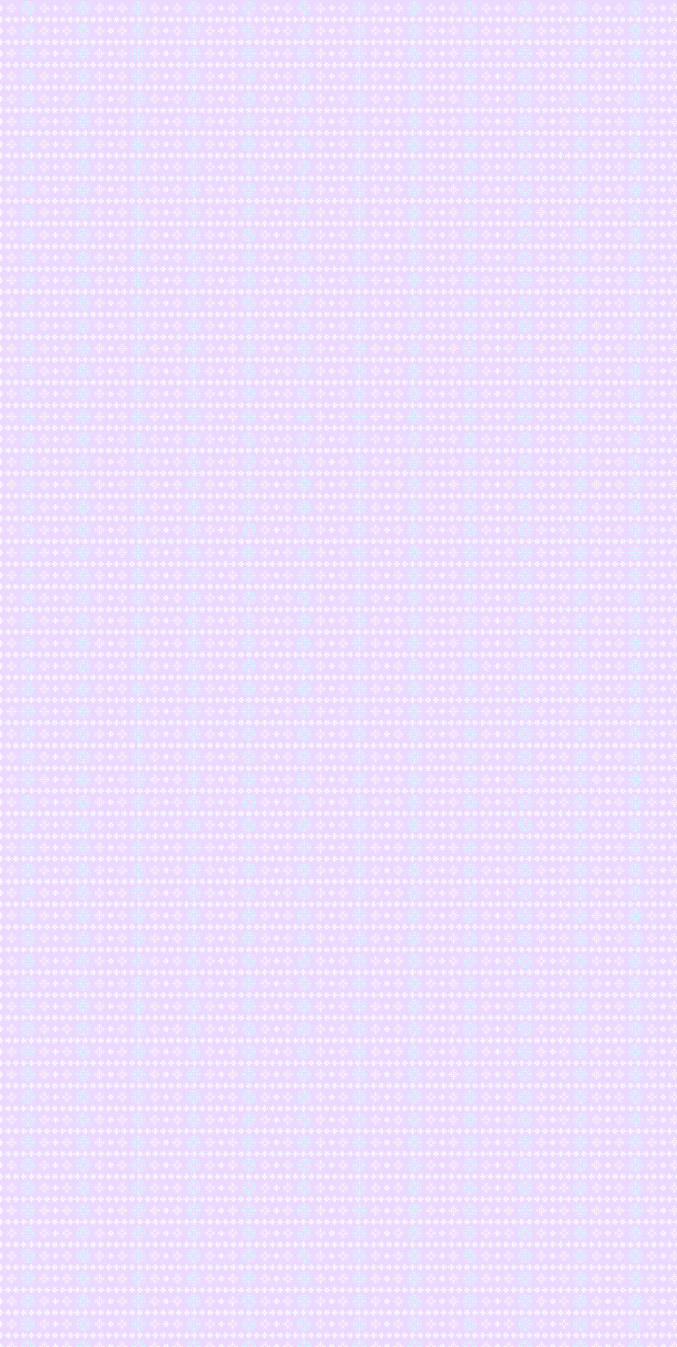 Free Pastel Purple Snowflakes Custom Box BG by cottoncritter