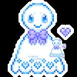 f2u doily ghost icon