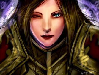 Kayle - League of Legend by SkyeRei