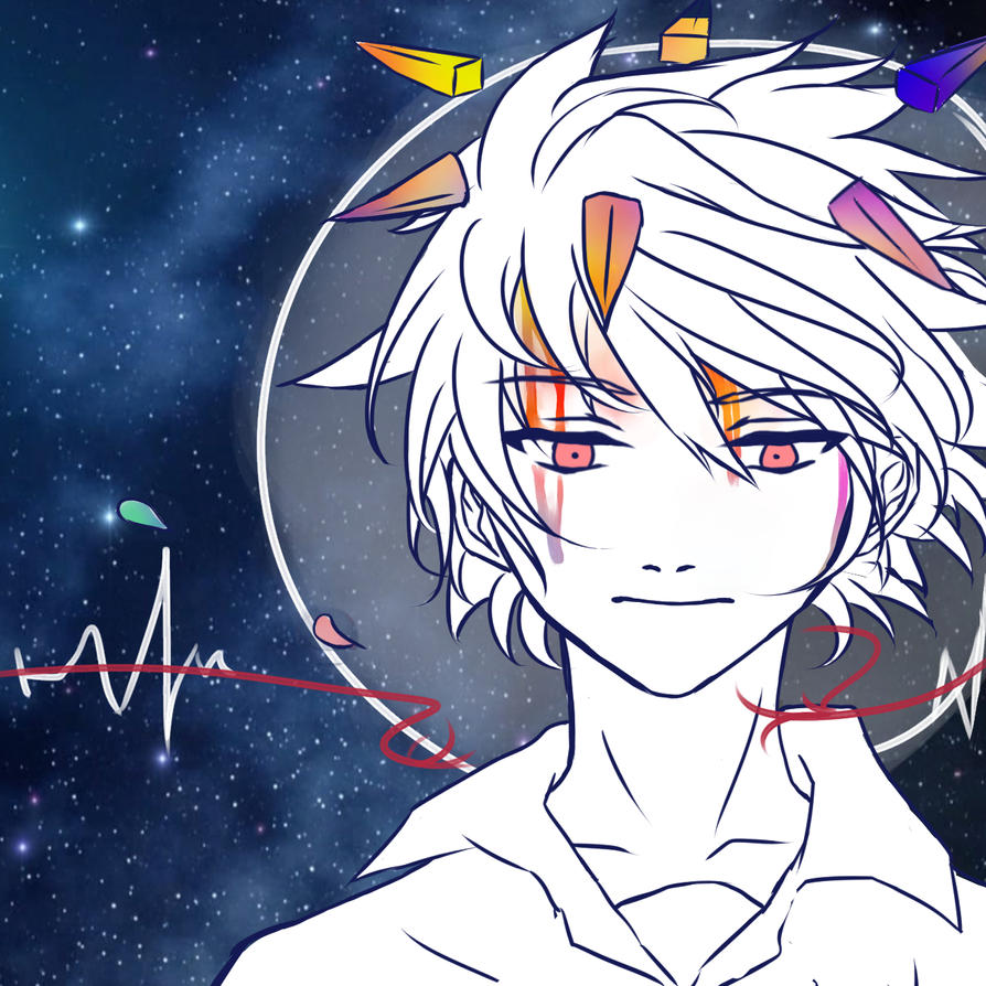 KAWORU IS THE ULYSSES GAZER by Karasarai