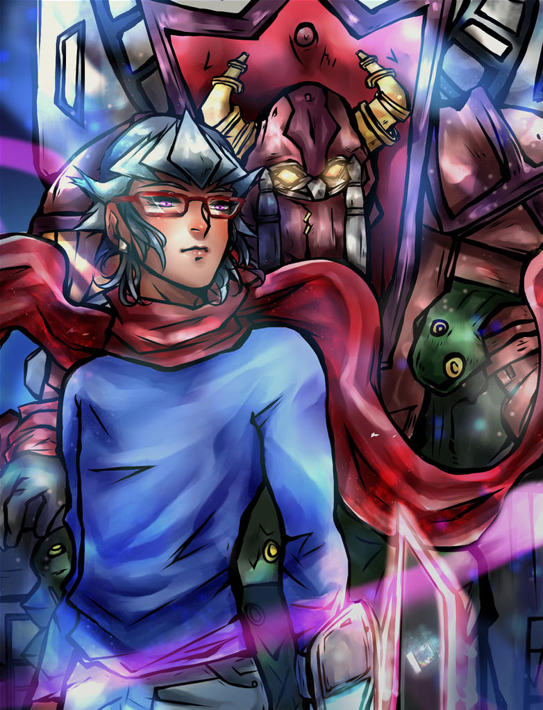 Kings Akaba Reiji and Kali Yuga by Karasarai