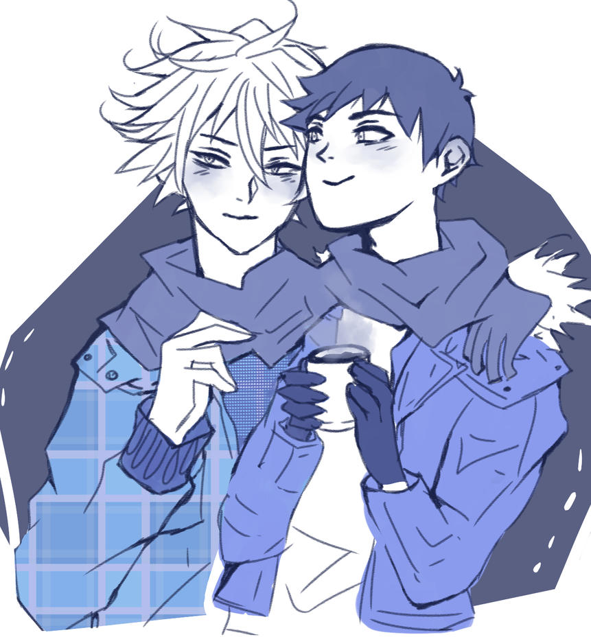 Kawoshin... cold fashion victimes by Karasarai