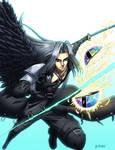 Sephiroth Smash Ultimate Fanart