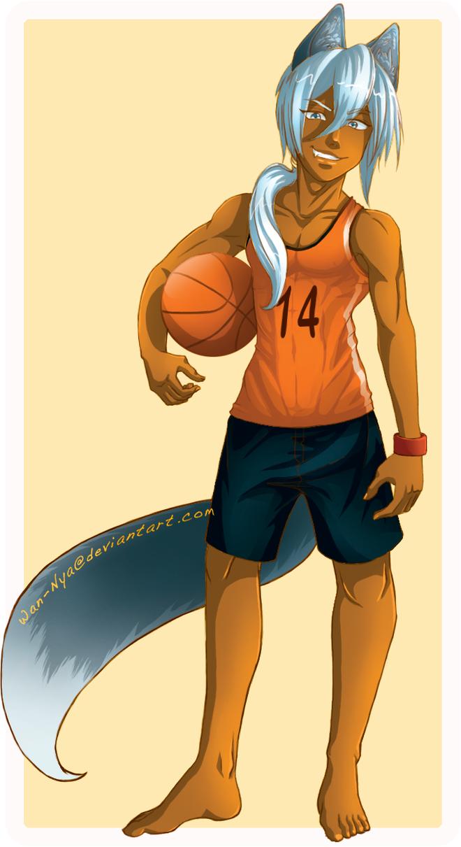 Player-14 by Wan-Nya