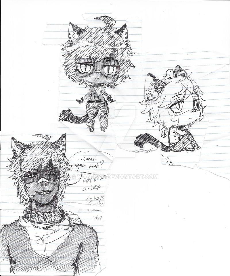 Pantherlily Sketch by Wan-Nya