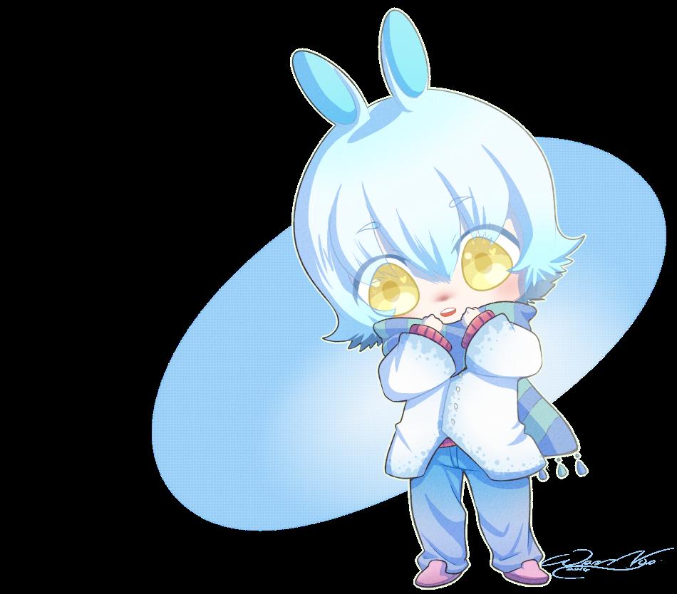 BlueBun by Wan-Nya