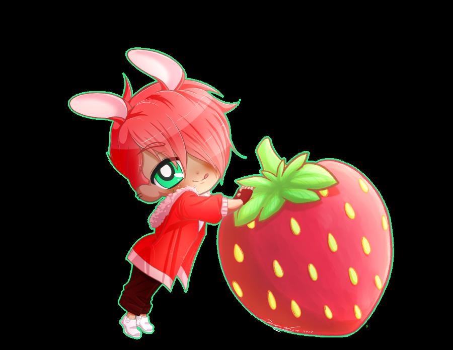 [C] Syrcaid Strawberry by Wan-Nya