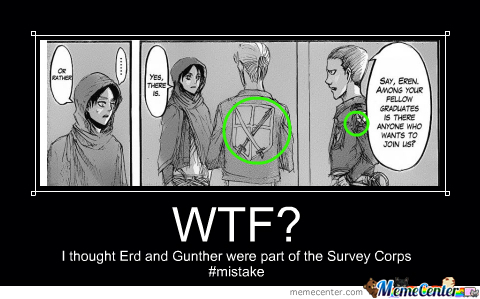 SNK Mistakes #1 by theelysianproject