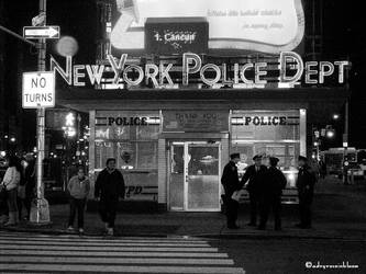 NYPD by adryroseinbloom