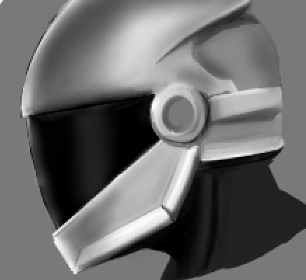 Shiny Helmet by Metachion