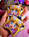 Sailor Moon amulets