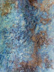 rusty sky by synesthesea