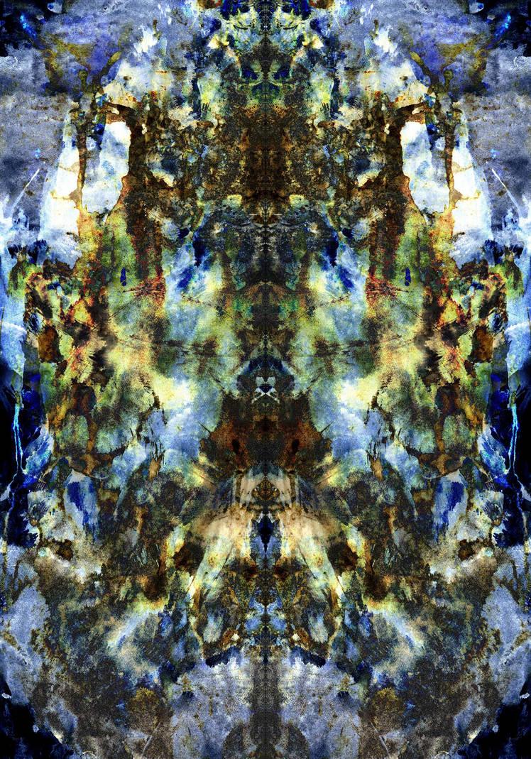 Rorschach Lemon King by synesthesea
