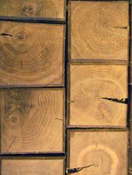 wood floor tiles by synesthesea