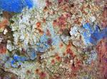 brightside sky rust cracks by synesthesea