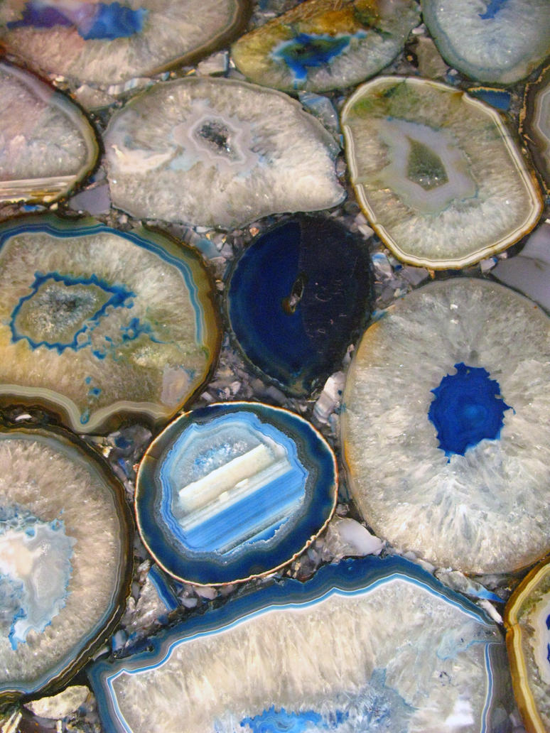 geode magic wall by synesthesea