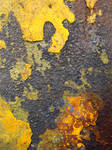 rusted yellow