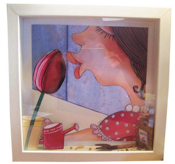 Il bacio in quadro by simonameisser