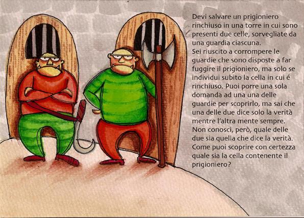 Indovinello by simonameisser