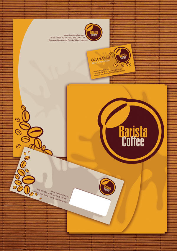 barista coffee by osleem