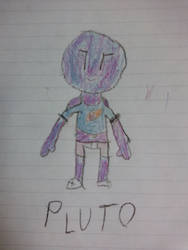 Pluto by jarodoc1324