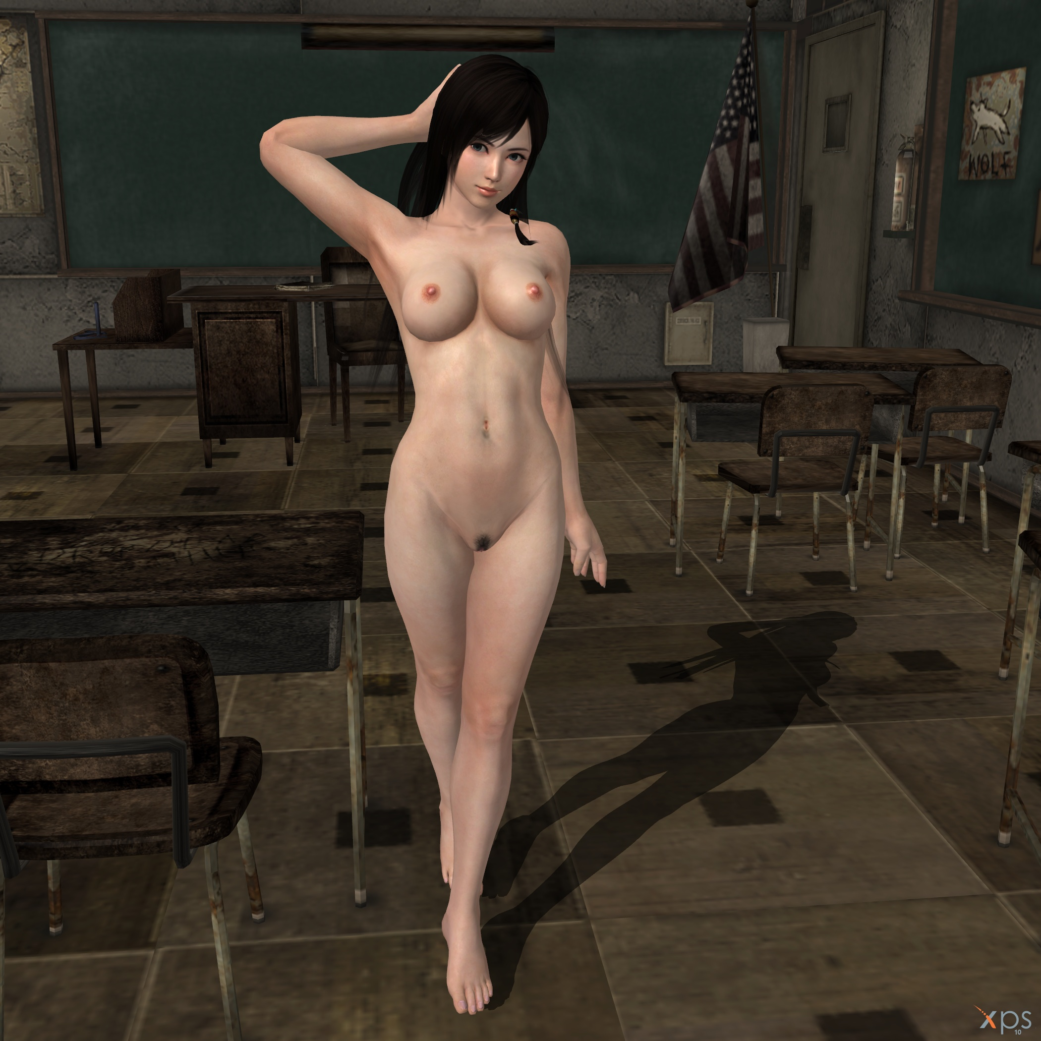 Doa5 nude exposed image