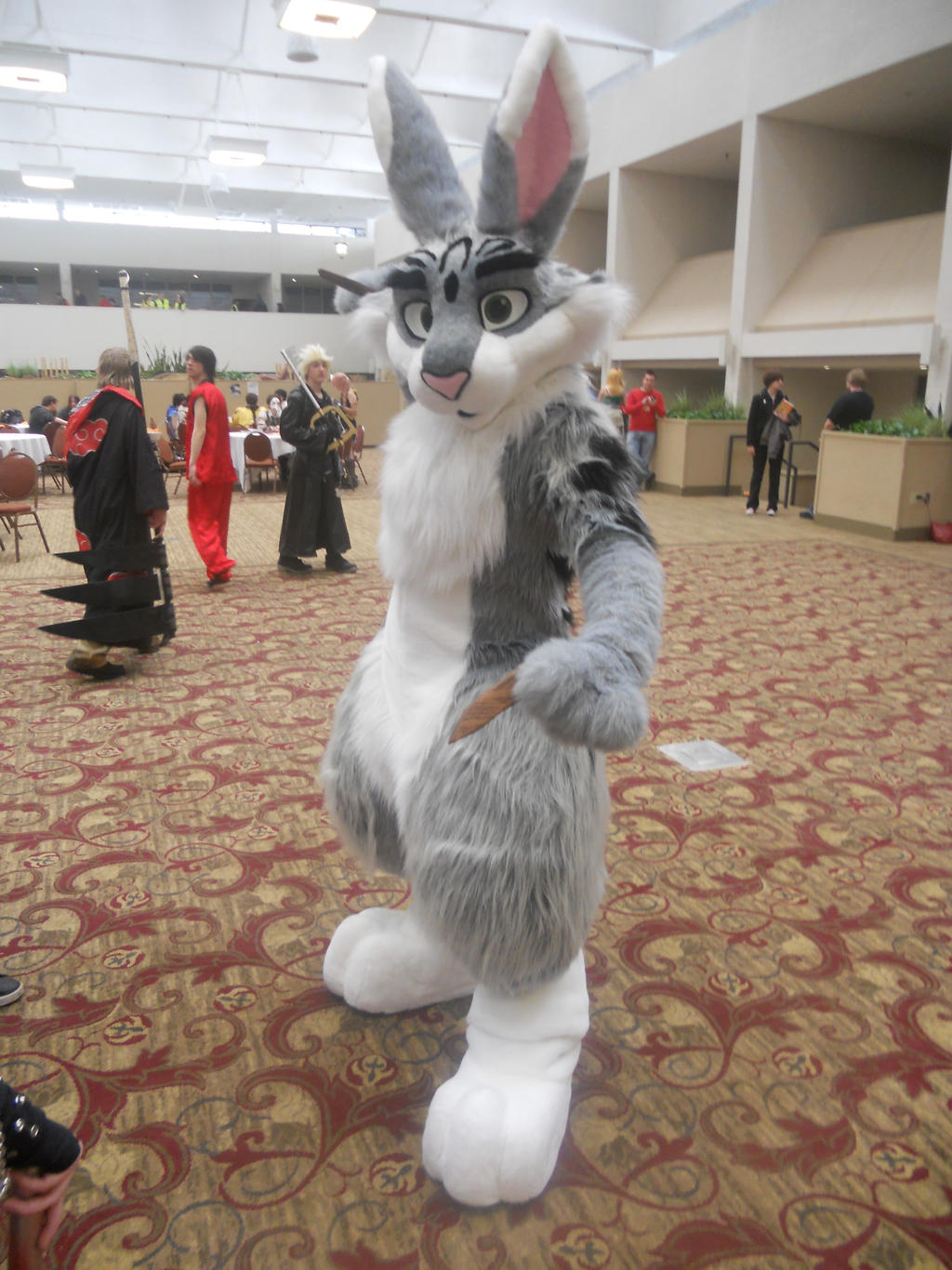 Bunny (Rise of the Guardians) by Briialy on DeviantArt Easter Bunny Rise Of The Guardians Cosplay