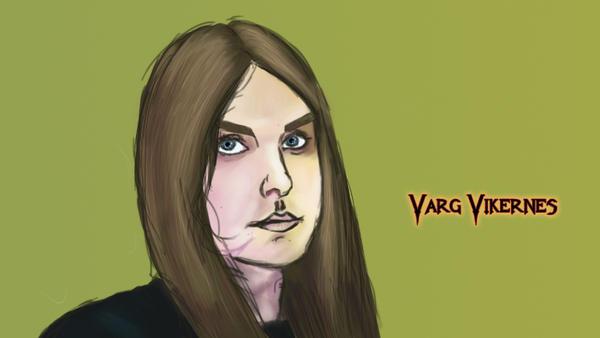 Varg mothergucking Vikernes by BlueLittleevil
