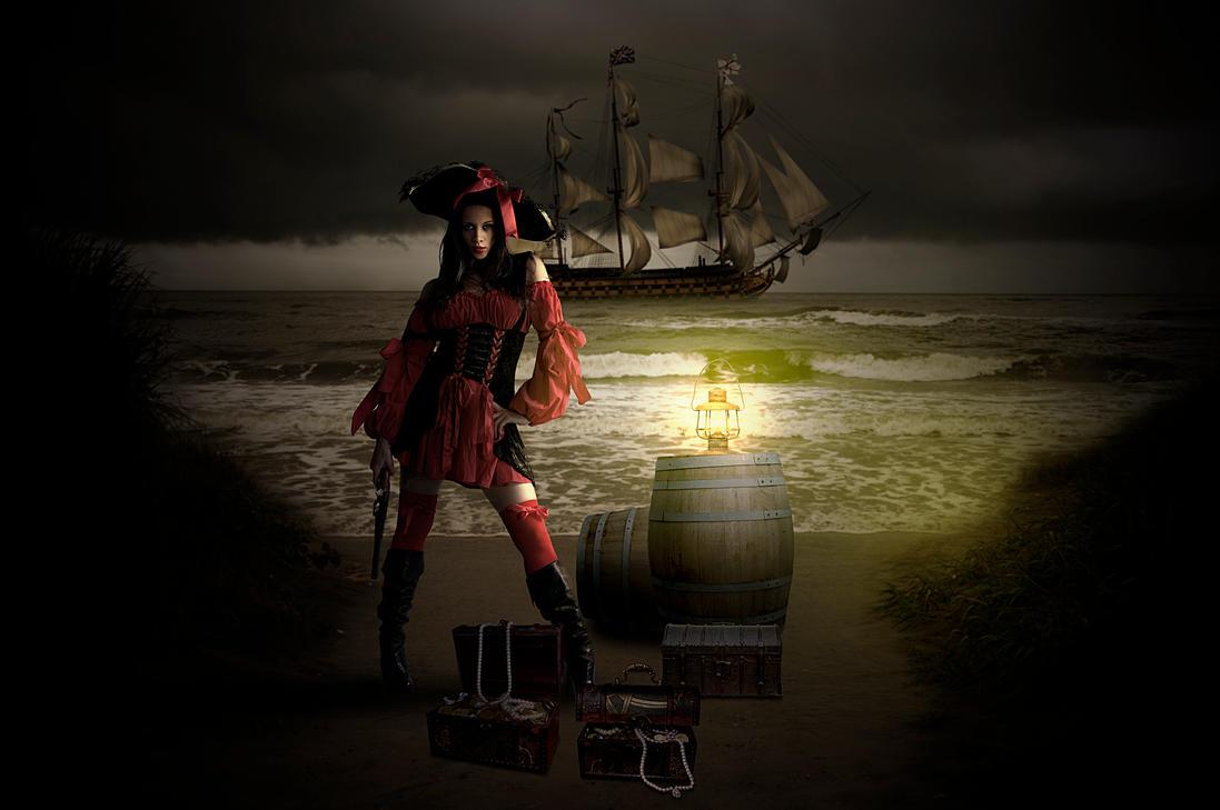 Pirate Booty by ObnoxiousNox