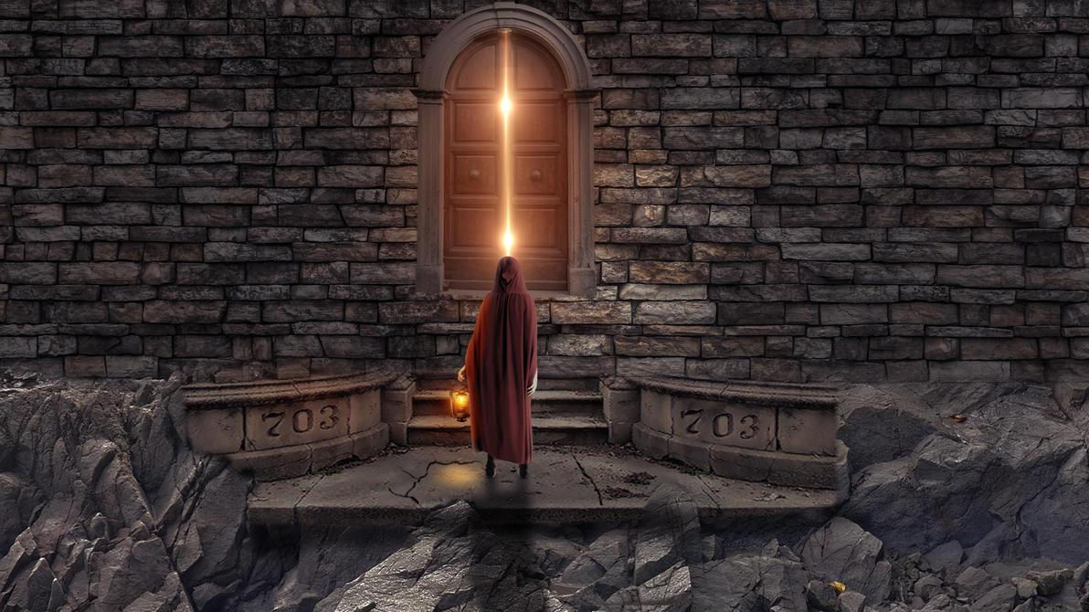 The Door by ObnoxiousNox